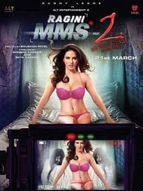 Check out the sizzling poster of Ragini MMS 2