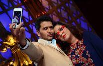 Riteish Deshmukh and Farah Khan