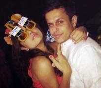 Lovebirds: Drashti Dhami and Neeraj Khemka