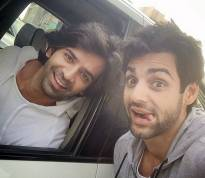 Barun Sobti and Karan Wahi