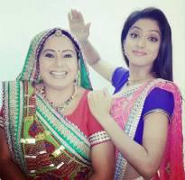 Bhabho and Sandhya
