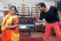 Bharti Singh and Krushna Abhishek