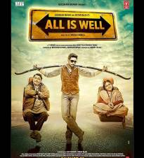 First look of 'All Is Well'