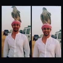Eagle boy Shakti