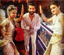 Ayushman Bhava!