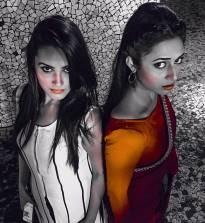 Anita Hassanandani and Divyanka Tripathi