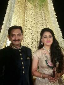 Mayur and Disha Vakani