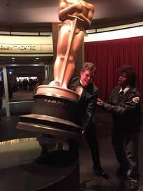 #Oscars: Hulk Lift