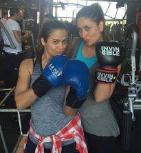 Strong ladies!
