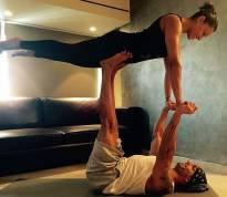 KSG-Bips: The YOGA couple