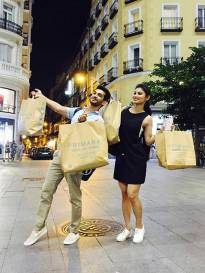 Shopaholics!!
