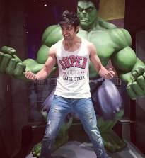 Handsome Hulk!