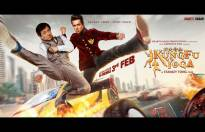 First look of 'KungFu Yoga'