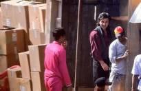 Biopic look: Ranbir as Sanjay Dutt