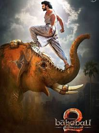 New poster of Baahubali 2
