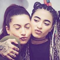 BFFs: Bani J and Gauahar Khan
