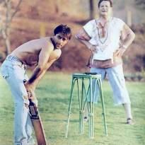 Like father like son- Salim and Salman Khan