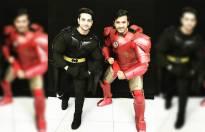 Super 'Heroes'