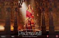 Padmavati's first look!