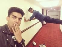 Gurmeet Choudhary and Sonu Sood