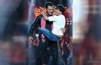 Salman Khan, Shahrukh Khan