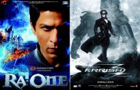 Ra.One and Krrish 3