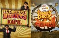 Comedy Nights With Kapil or Comedy Circus Ke Mahabali