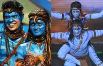 Sana-Tushar and Kunwar-Shakti