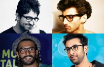 Which young Bollywood actor best pulls off the nerdy look?
