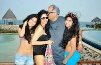 Evergreen Sridevi looks hot in bikini?