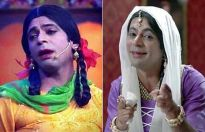 "Will you watch ""Gutthi"" Sunil Grover as Chutki?"