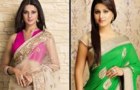 Jennifer Winget and Hina Khan