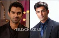 Barun Sobti and Karan Singh Grover