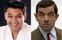 Kapil Sharma and Mr Bean
