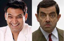 Kapil Sharma and Mr Bean