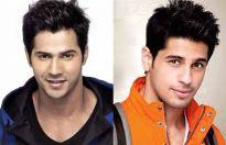 Varun Dhawan and Siddharth Malhotra