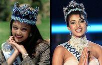 Aishwariya Rai And Priyanka Chopra