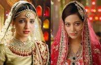 Sanaya Irani and Preetika Rao