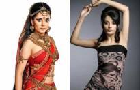 Pooja Sharma in traditional or modern look?