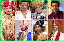 Who is TV's most HANDSOME groom?