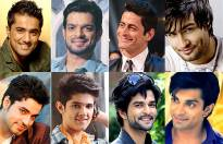 Which TV hunk has the CUTEST dimple?