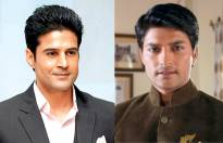 Rajeev Khandelwal and Anas Rashid
