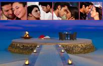 Which TV couple should dine at this ROMANTIC place?