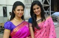 Divyanka Tripathi and Mihika Verma