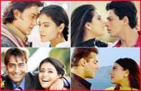 Kajol has the best chemistry with?