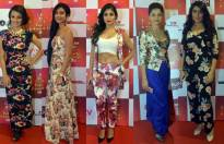 Floral Fashion: Who looks PRETTIEST?