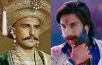 Which Ranveer Singh look is your favourite?