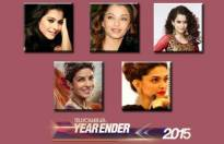 Who is the best actress of 2015?