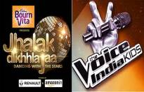 Jhalak or Voice India Kids: What are you watching this weekend?