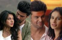 Kushal looks best with...?